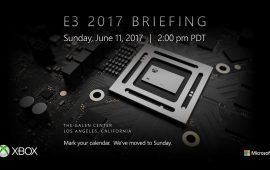 "Will Microsoft reveal the project ""Scorpio""?"