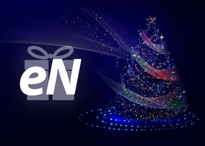 eNet Christmas Giveaways
